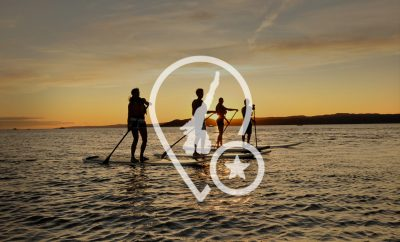 Sunset Yoga & Paddleboard sul Lago di Garda